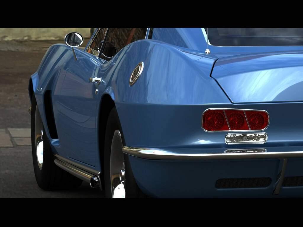 Rafael Reston Viper Concept (2009),  ajouté par fox58