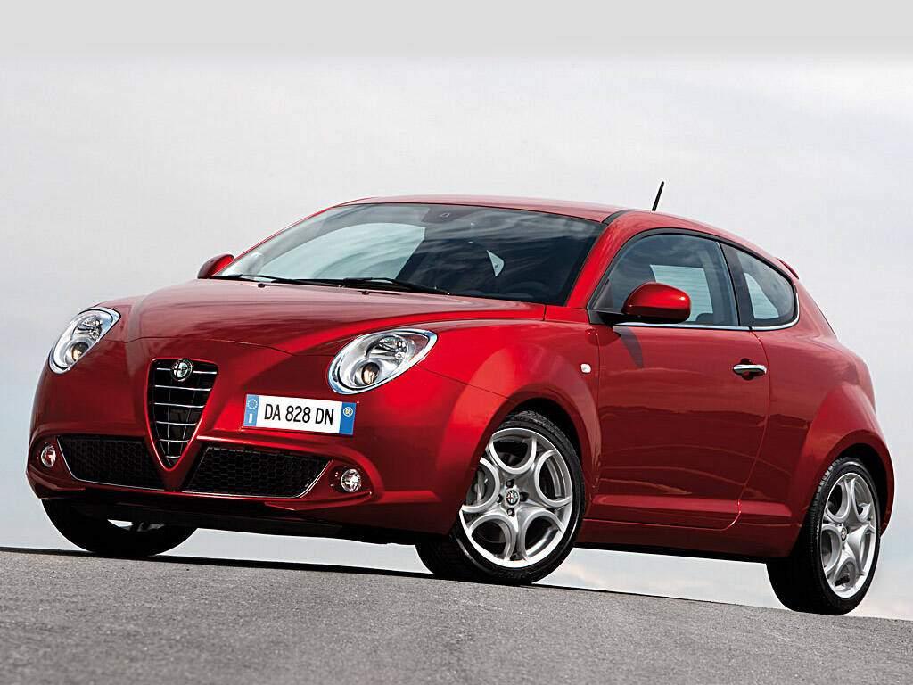 Alfa Romeo MiTo 1.3 JTDm 90 (2008-2010),  ajouté par fox58