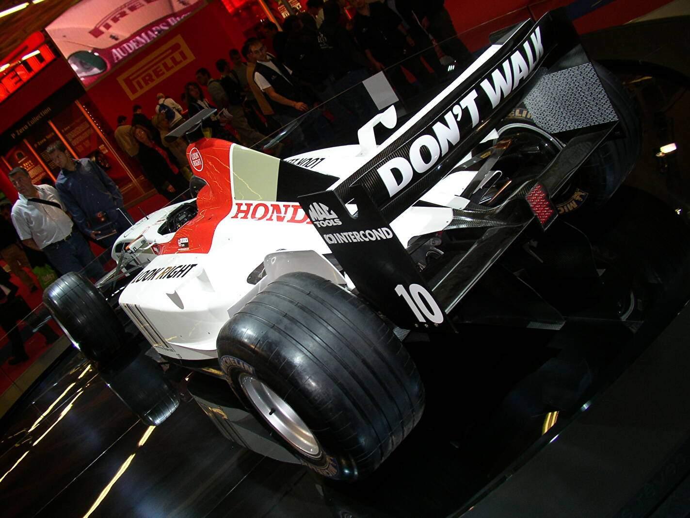 BAR 005 Honda (2003),  ajouté par patetjef31