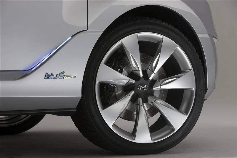 Hyundai HD-11 Nuvis Concept (2009),  ajouté par fox58