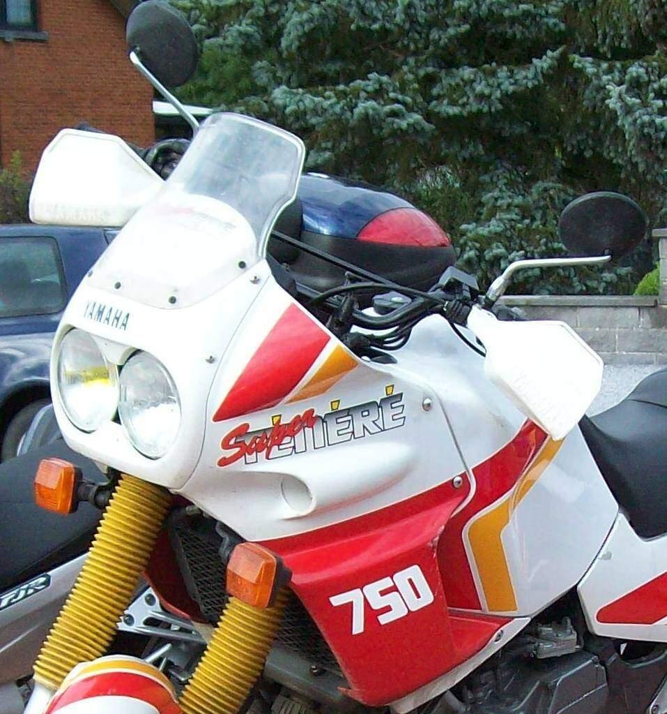 Yamaha XTZ 750 Super Ténéré (1989-1997),  ajouté par choupette53