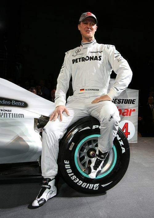 Schumacher Michaël,  ajouté par yakhoo