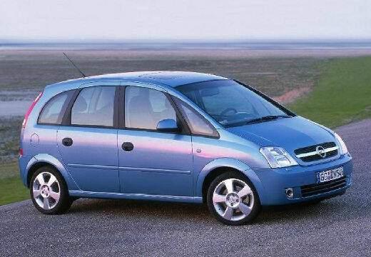 Opel Meriva 1.7 CDTi 125 (2006-2009),  ajouté par fox58