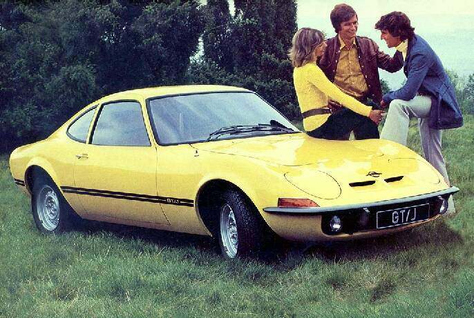 Opel GT/J (1971-1973),  ajouté par bef00