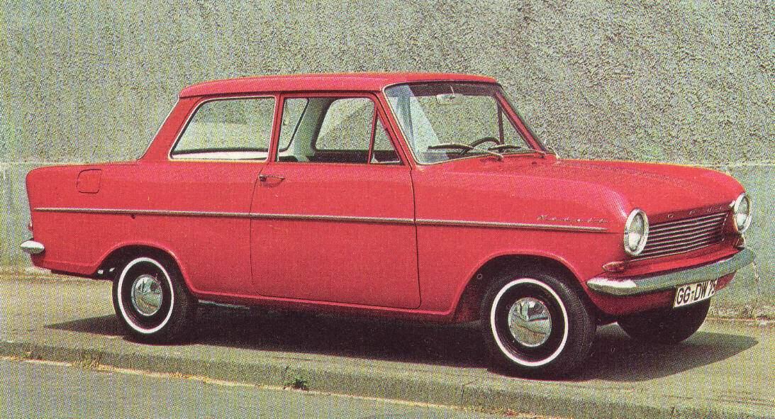 Opel Kadett 1000 (1962-1965),  ajouté par bef00