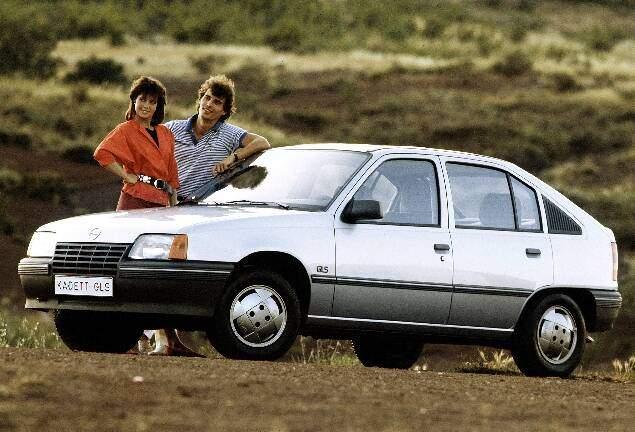 Opel Kadett V 1.2S (1985-1990),  ajouté par bef00