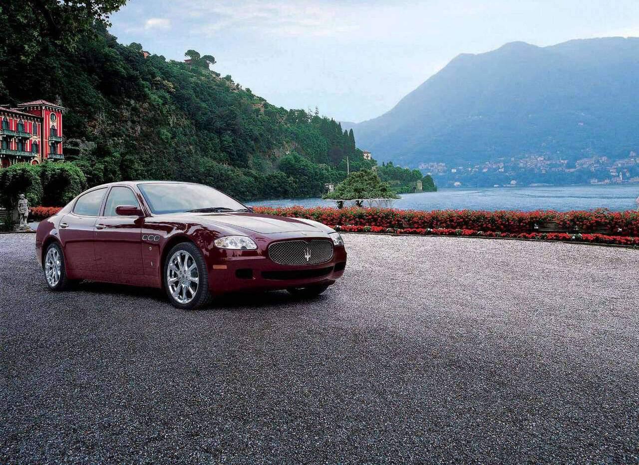 Fiche technique Maserati Quattroporte V (M139) « Neiman ...