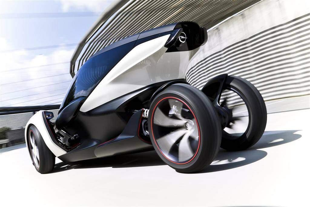 Opel RAK e Concept (2011),  ajouté par fox58