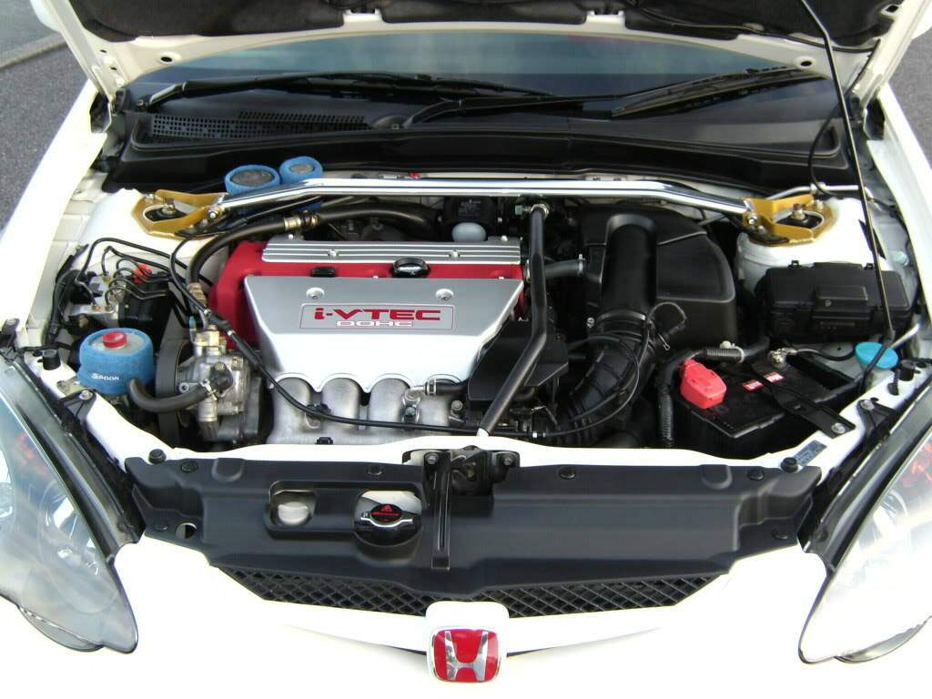 Honda Integra IV Type-R (2001-2006),  ajouté par vannotyper