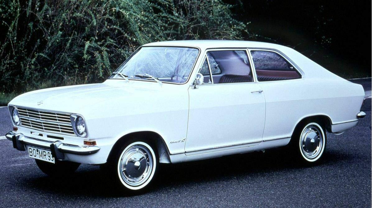 Opel Kadett II LS 1100 S (1967-1970),  ajouté par bef00