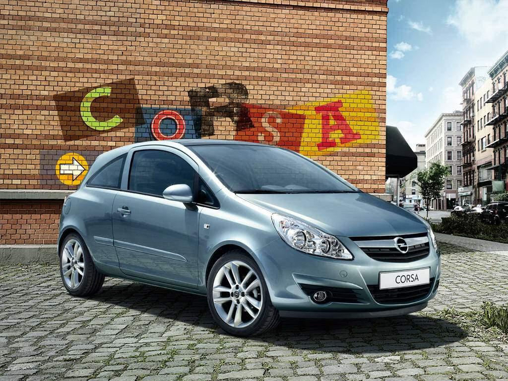 Opel Corsa IV 1.3 CDTi 75 (2006-2014),  ajouté par fox58