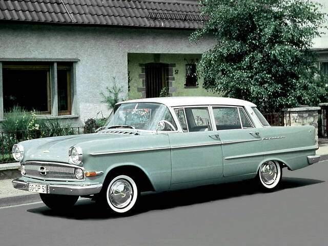 Opel Kapitän (1959-1963),  ajouté par bef00