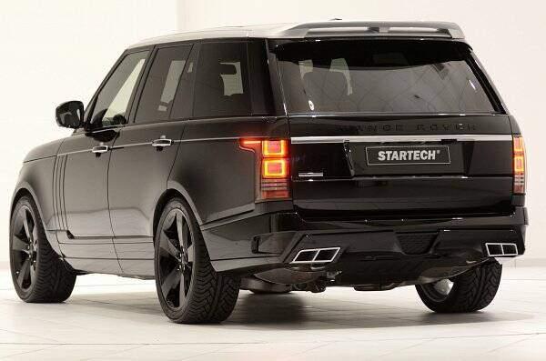 Startech Range Rover (2013),  ajouté par fox58