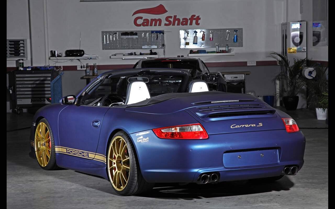 Cam Shaft 911 Carrera Cabriolet (2014),  ajouté par fox58