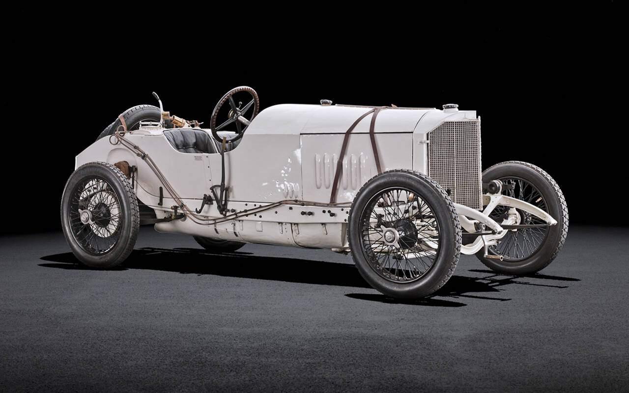 Mercedes 4.5 Grand Prix (1914),  ajouté par fox58
