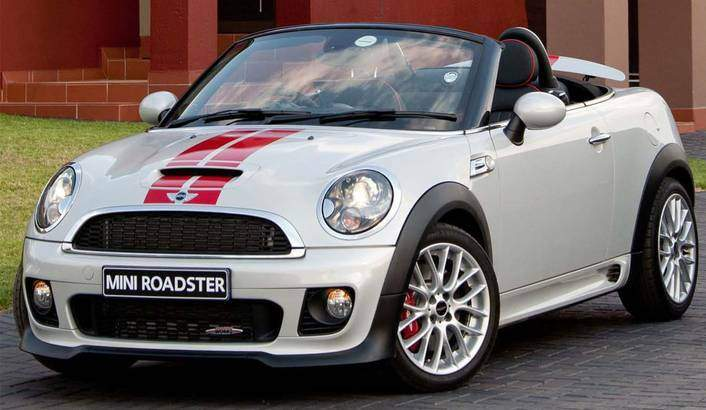 fiche technique mini cooper ii s roadster john cooper works 2012 2015. Black Bedroom Furniture Sets. Home Design Ideas