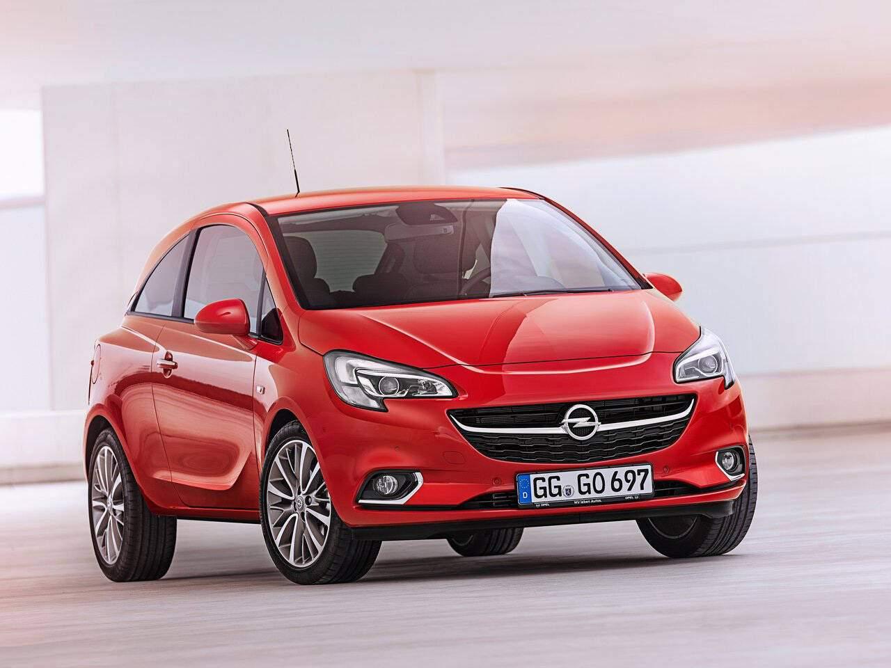 Opel Corsa V 1.2 (2014),  ajouté par fox58