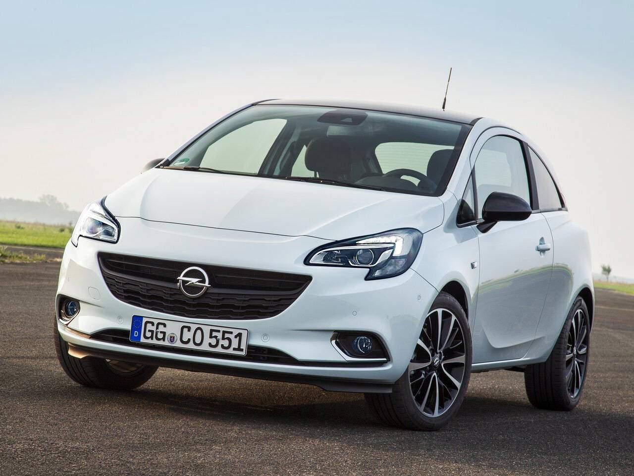 Opel Corsa V 1.3 CDTi 95 (2014-2018),  ajouté par fox58