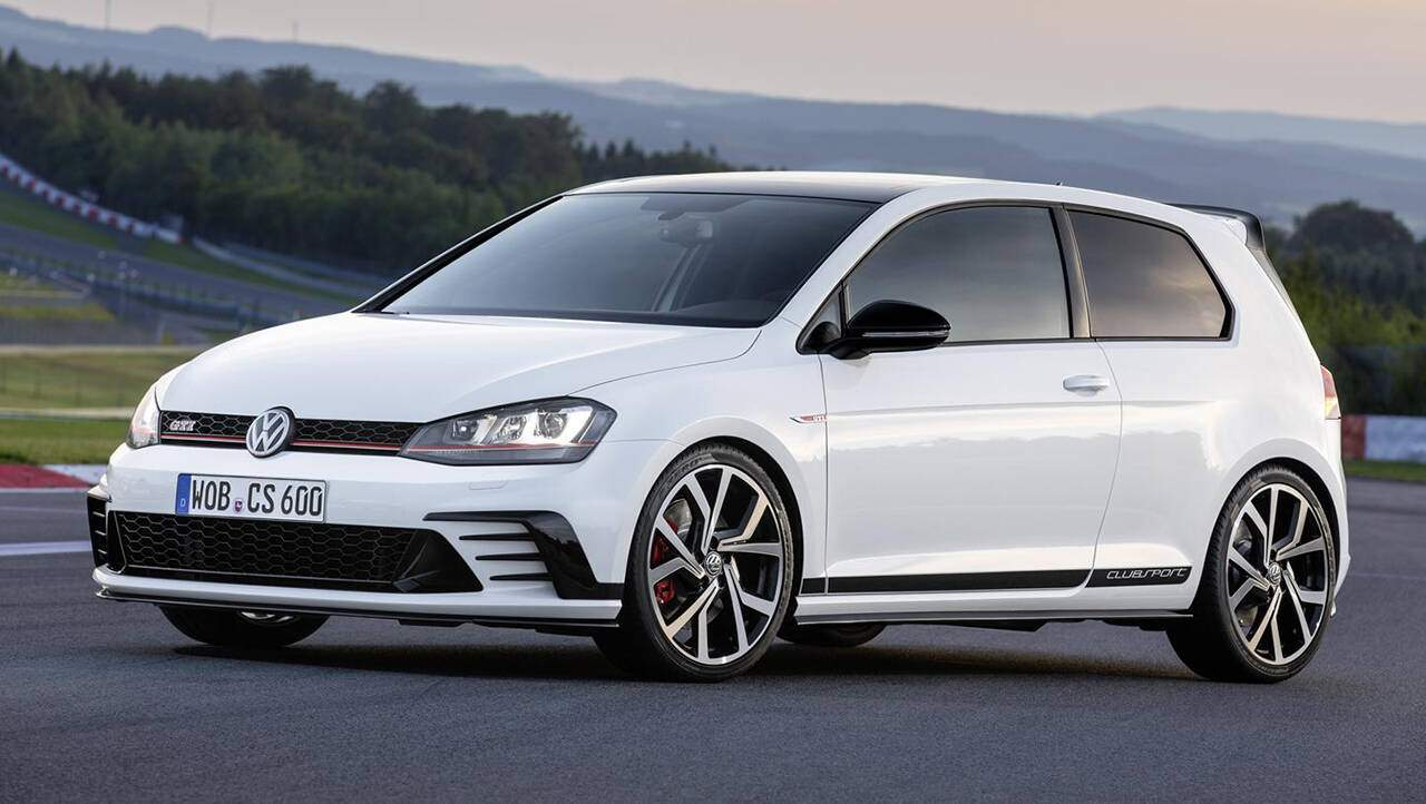 fiche technique volkswagen golf vii gti clubsport 2016. Black Bedroom Furniture Sets. Home Design Ideas