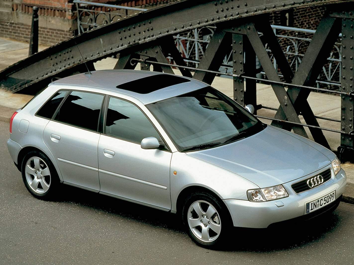 Fiche technique Audi A3 1.9 TDI 130 (2001-2003)