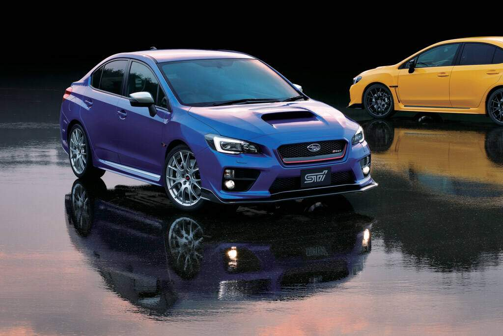 fiche technique subaru wrx sti s207 2016. Black Bedroom Furniture Sets. Home Design Ideas