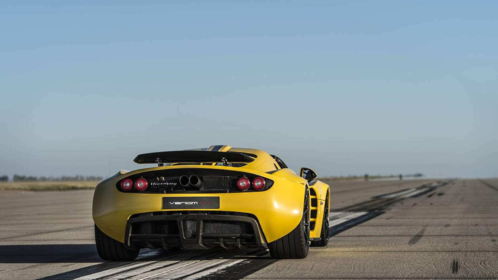 Hennessey Venom GT Spyder (2015),  ajouté par Raptor