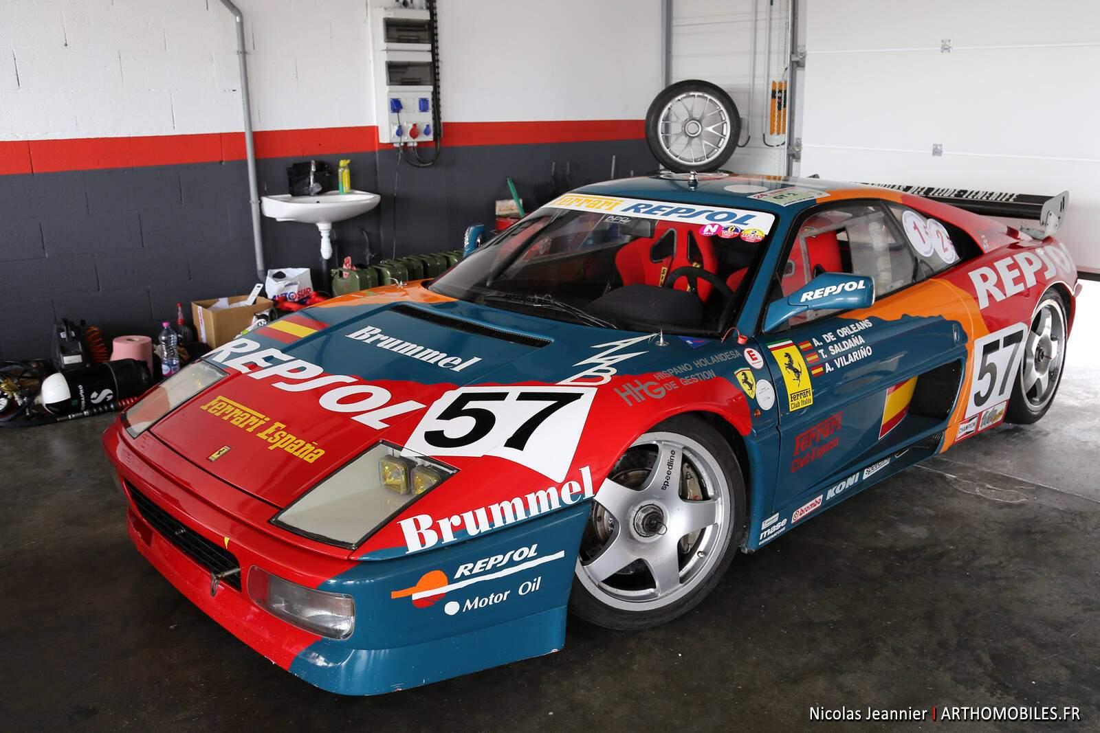 Ferrari 348 LM (1993-1994),  ajouté par fox58