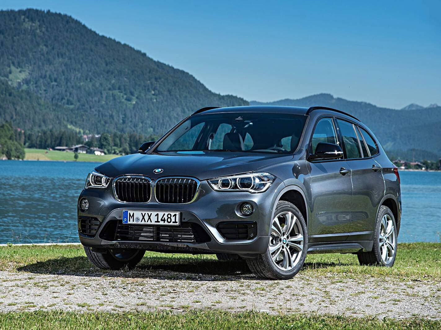 fiche technique bmw x1 sdrive18i f48 2015 2017. Black Bedroom Furniture Sets. Home Design Ideas