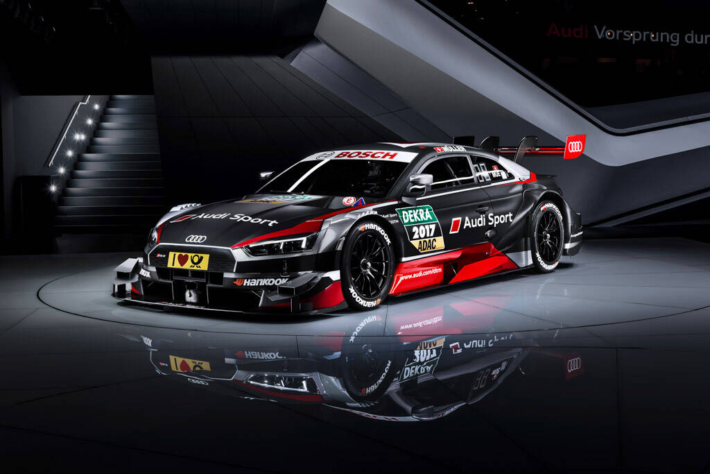 fiche technique audi rs5 dtm 2017. Black Bedroom Furniture Sets. Home Design Ideas