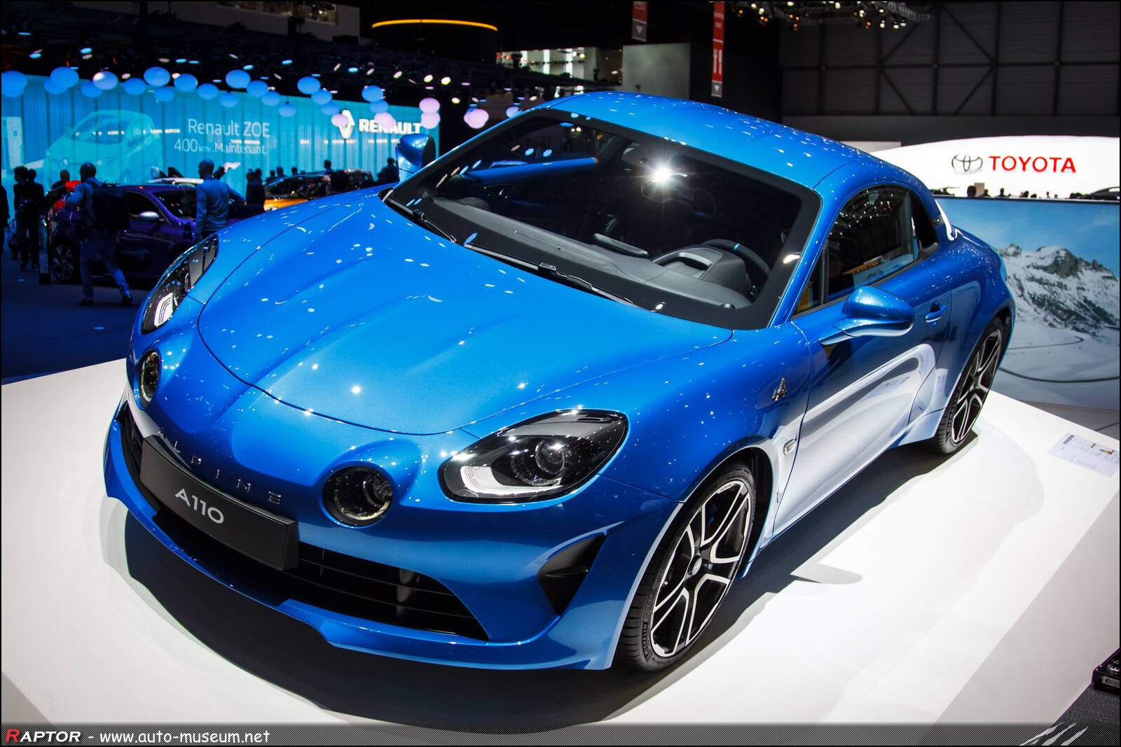 gen ve 2017 alpine a110. Black Bedroom Furniture Sets. Home Design Ideas