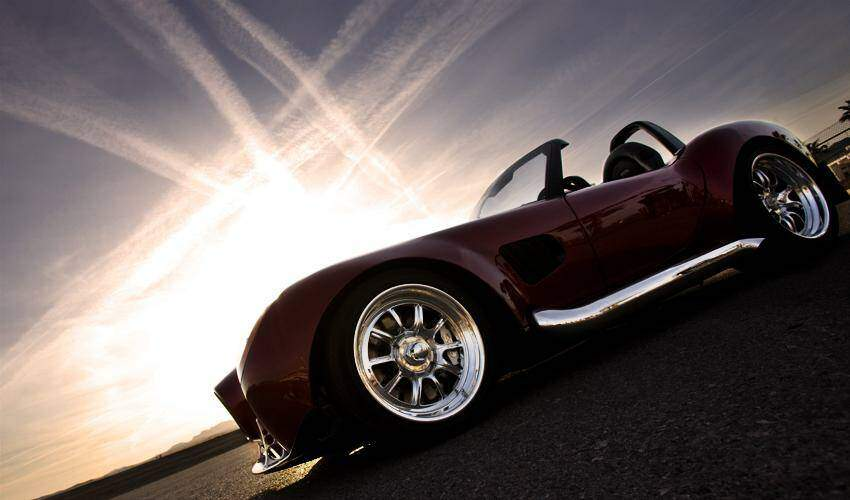 Iconic Roadster (2011),  ajouté par fox58