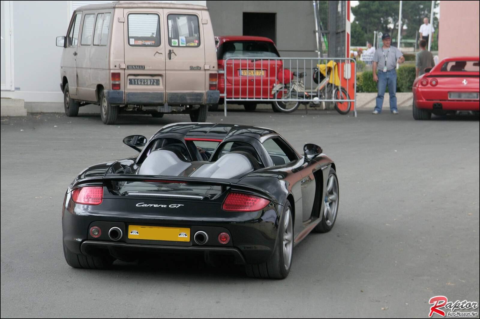 Porsche Carrera GT (2004-2007),  ajouté par Raptor
