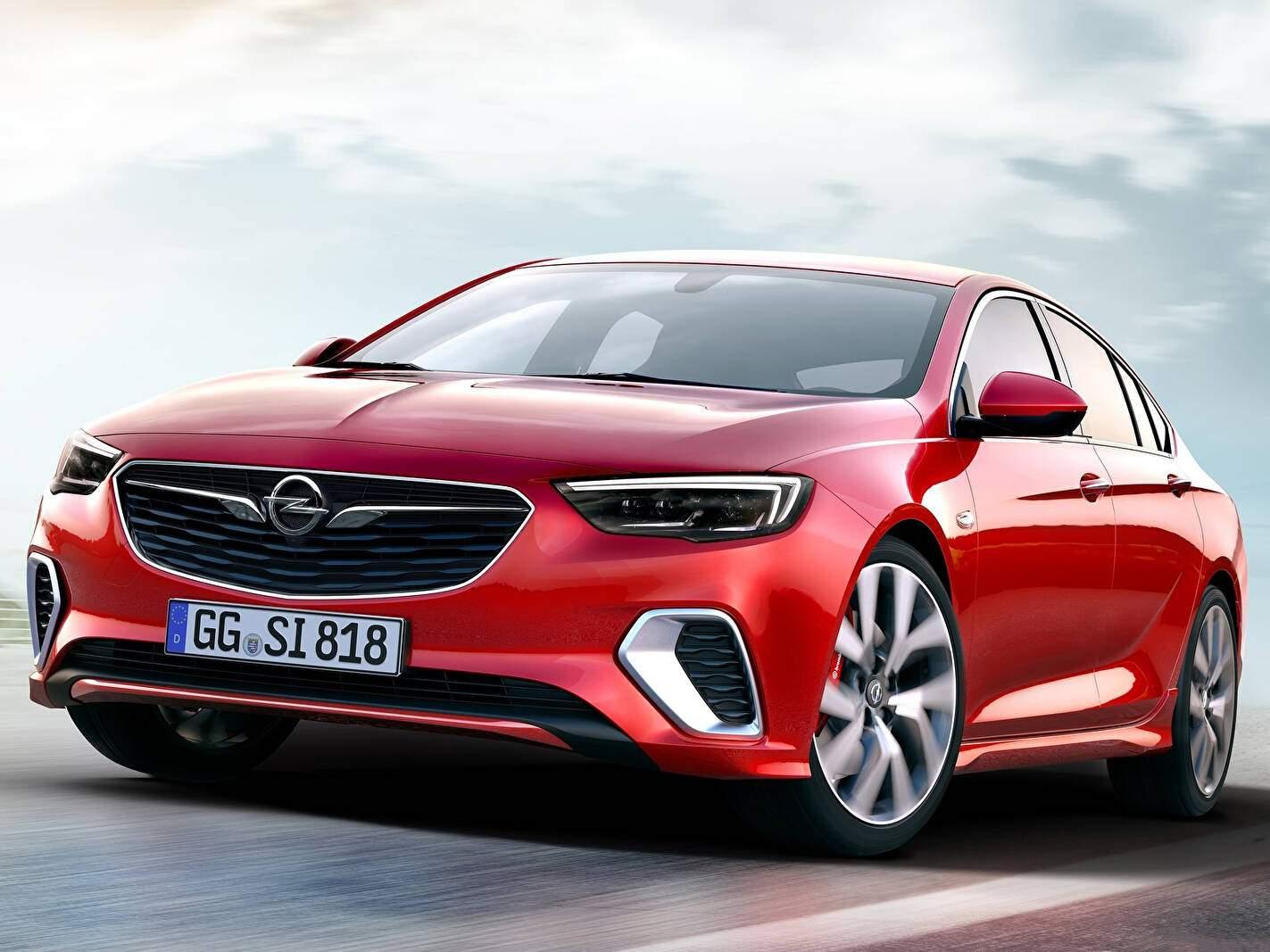 Opel Insignia II Grand Sport GSi (B) (2017-2019),  ajouté par fox58