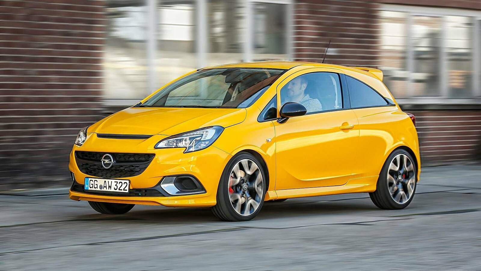 Opel Corsa V 1.4 Turbo 150 « GSi » (2018),  ajouté par fox58