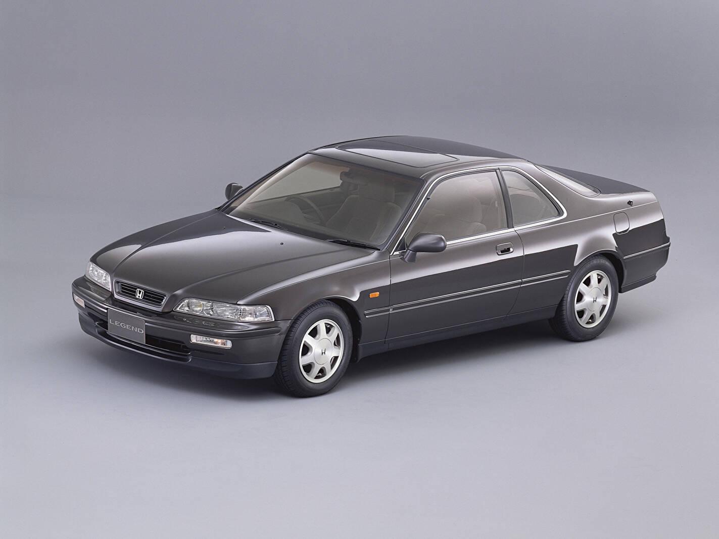 Honda Legend II Coupé 3.2 V6 (KA8) (1992-1996),  ajouté par fox58