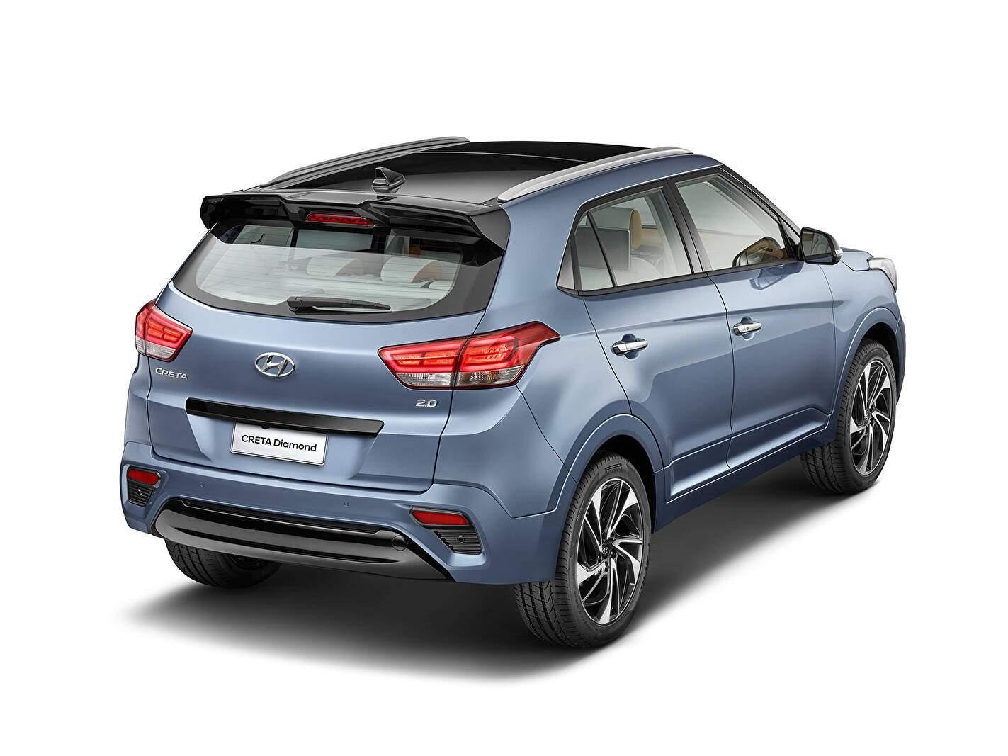 Hyundai Creta Diamond Concept (2018),  ajouté par fox58