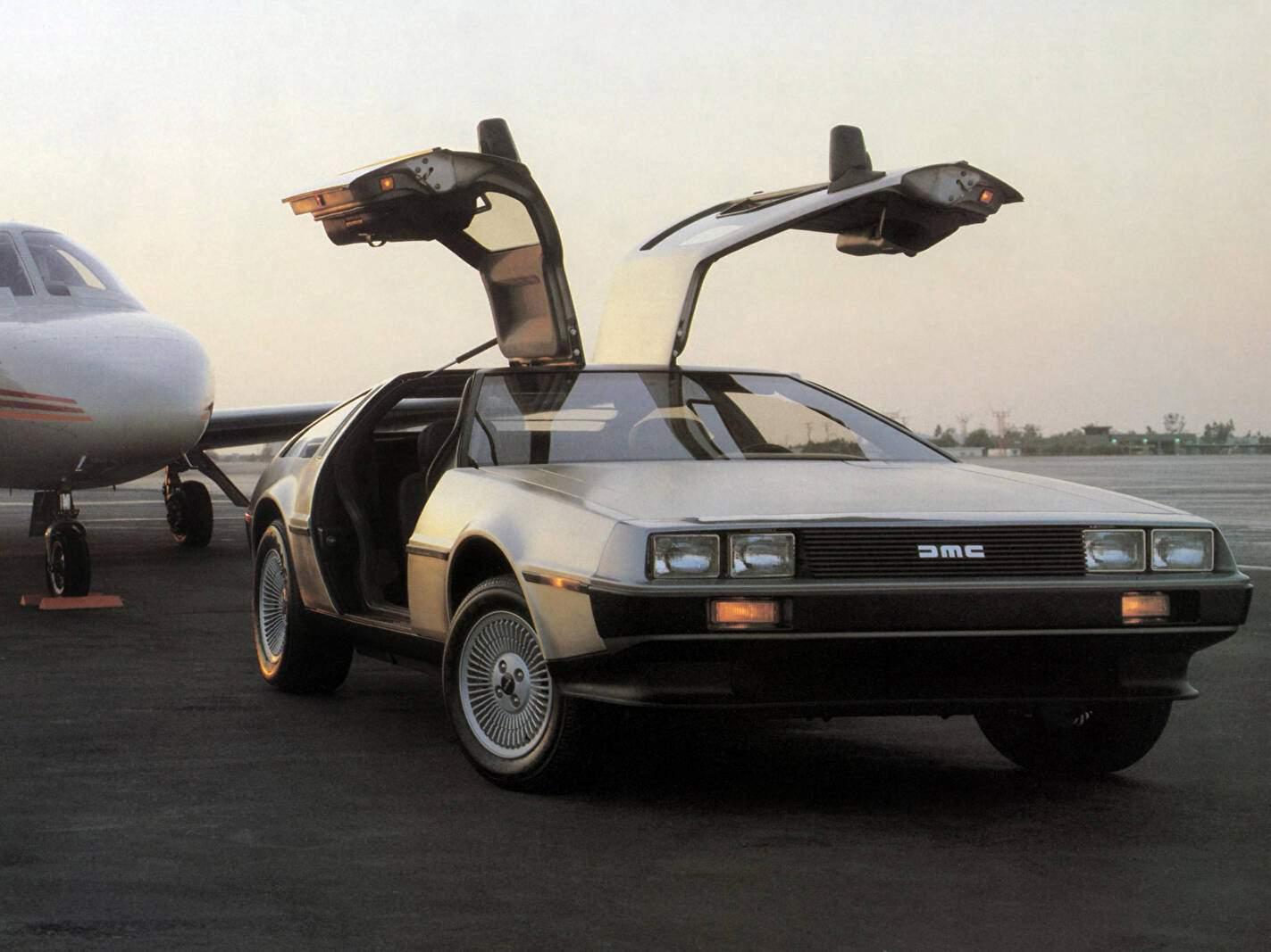 De Lorean DMC 12 (1981-1983),  ajouté par fox58