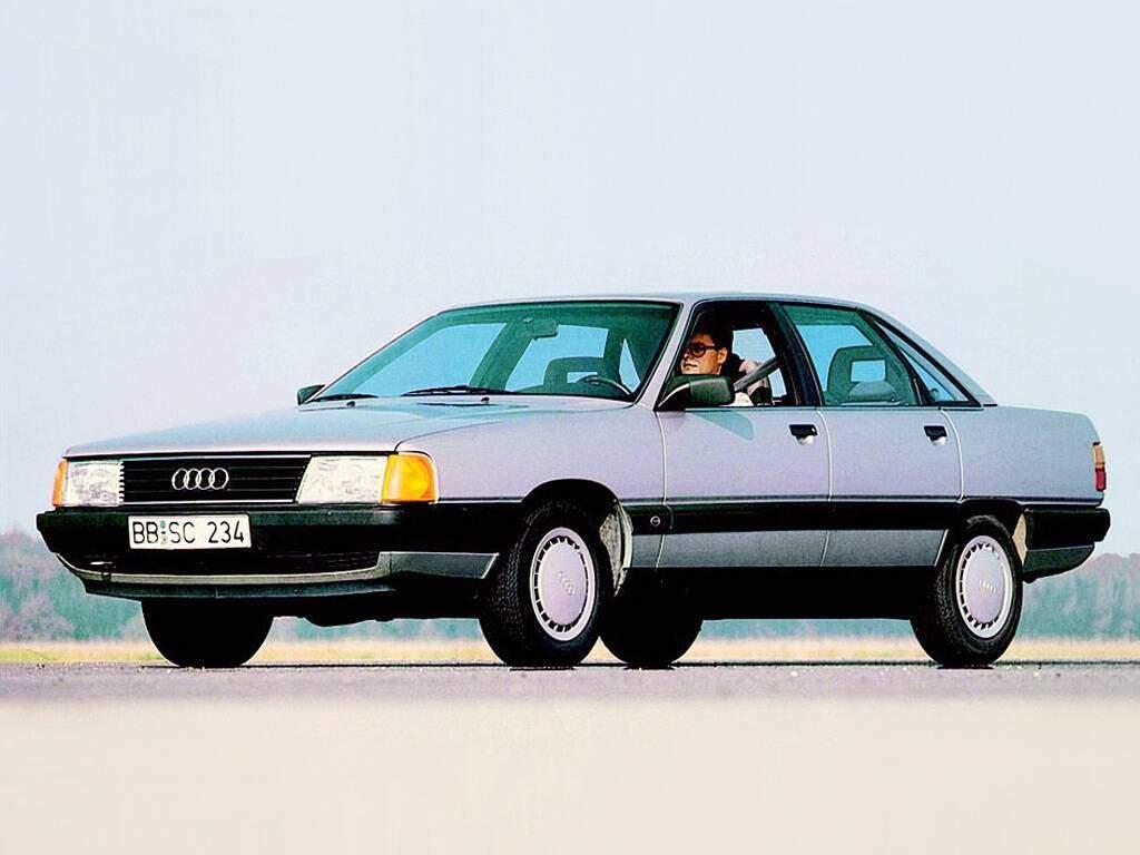Fiche technique Audi 100 III 2.0 (1984-1990)