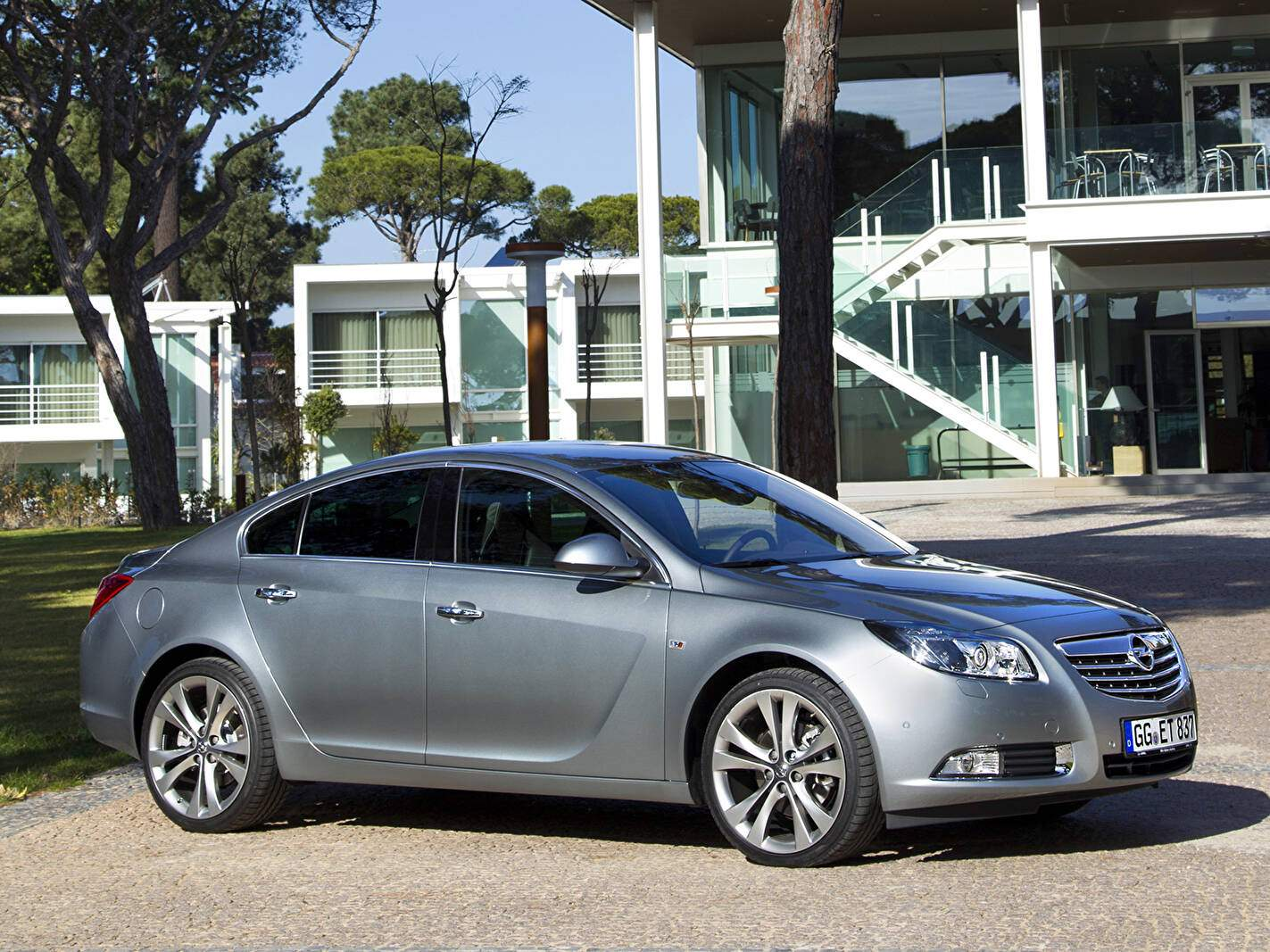 Opel Insignia 2.0 CDTi BiTurbo 195 (2011-2015),  ajouté par fox58