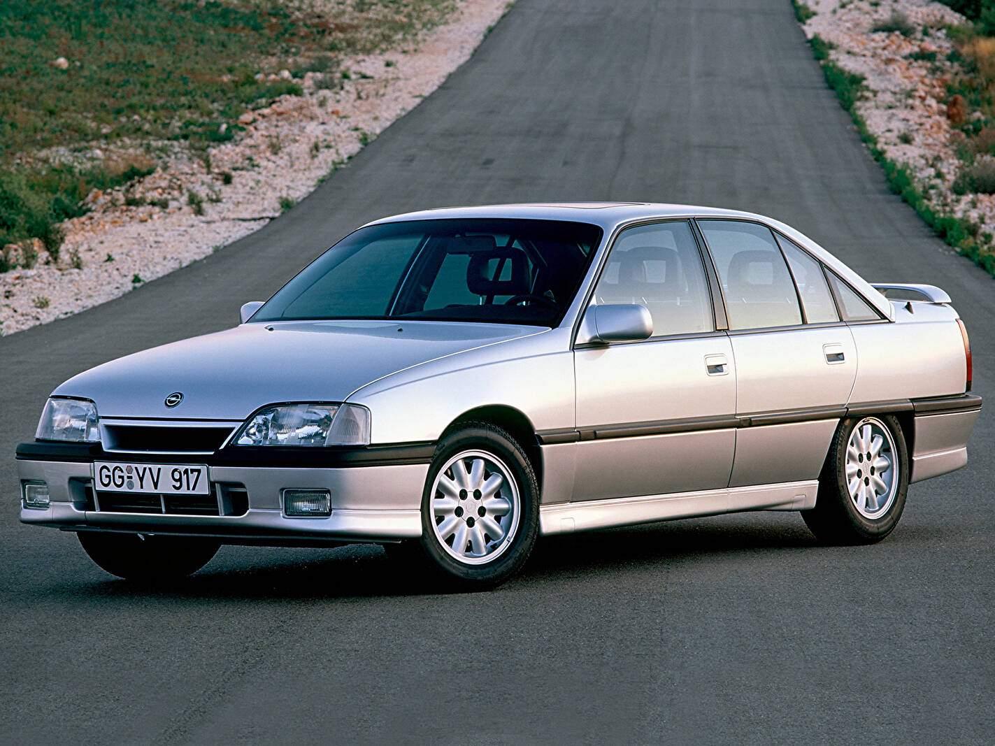 Opel Omega 3.0i (A) (1988-1992),  ajouté par fox58