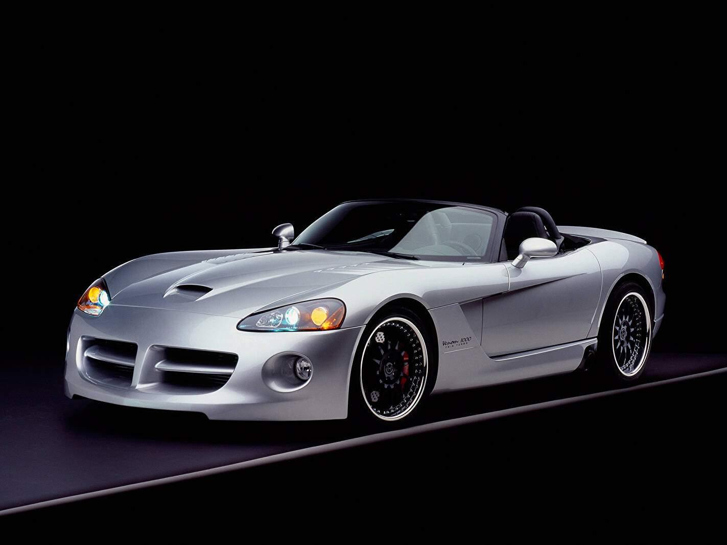 Hennessey Viper Venom 1000 Twin Turbo Roadster (2006-2007),  ajouté par fox58