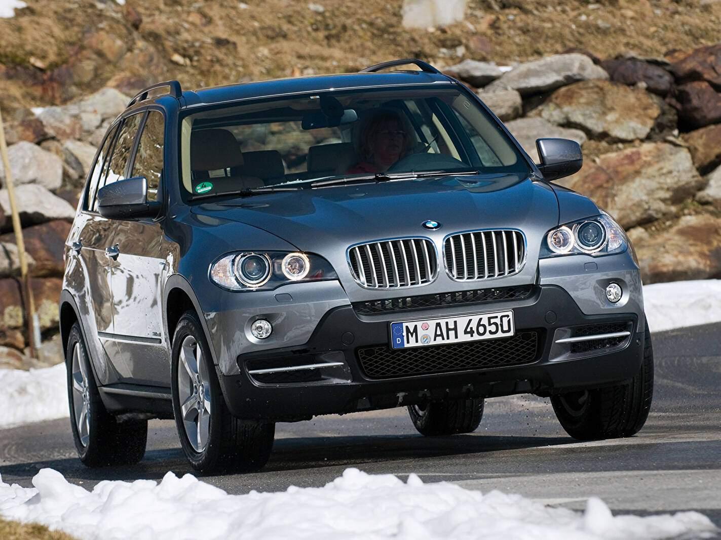 Fiche technique BMW X5 xDrive35d (E70) (2009-2010)
