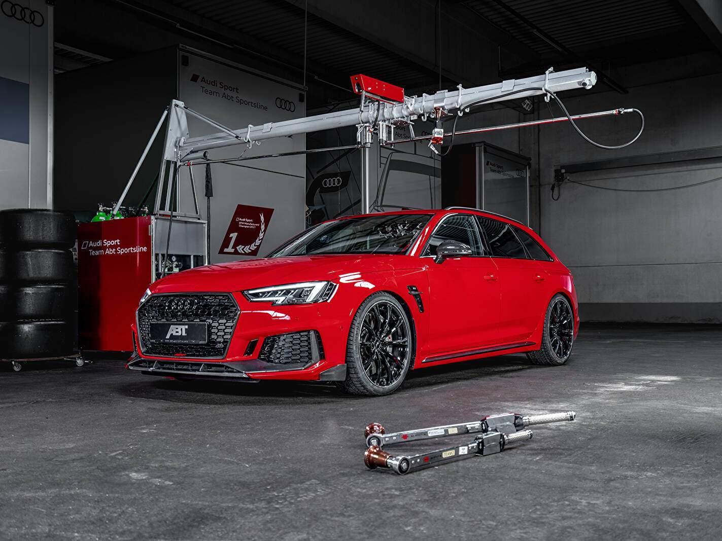 Fiche technique Abt Sportsline RS4+ Avant 2019