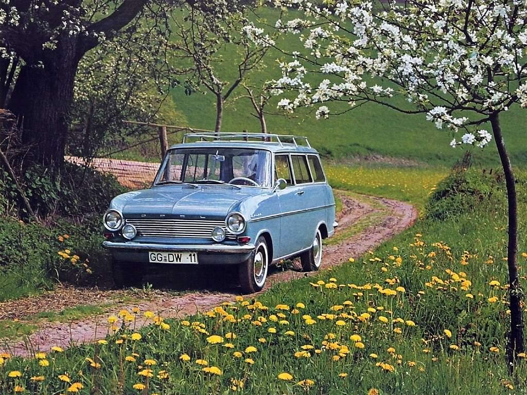 Opel Kadett Caravan 1000 (1963-1965),  ajouté par fox58