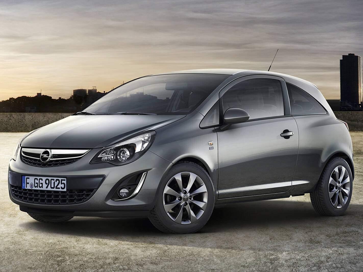 Opel Corsa IV 1.2 Twinport 85 « 150th Anniversary » (2012),  ajouté par fox58