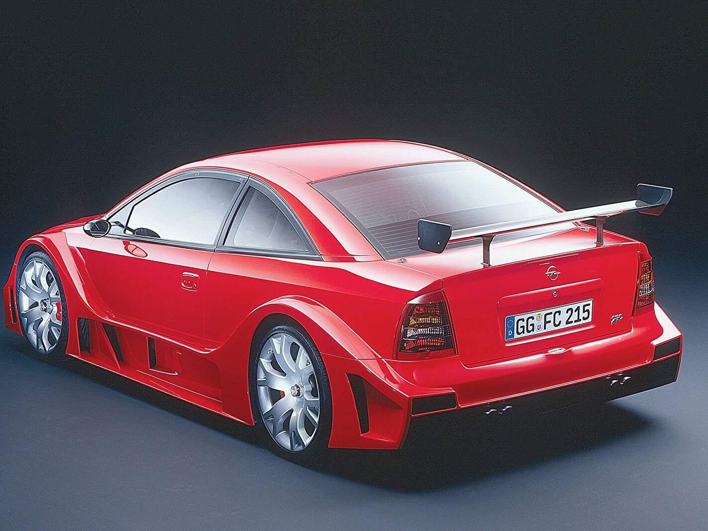 Opel Astra X-Treme Concept (2001),  ajouté par fox58