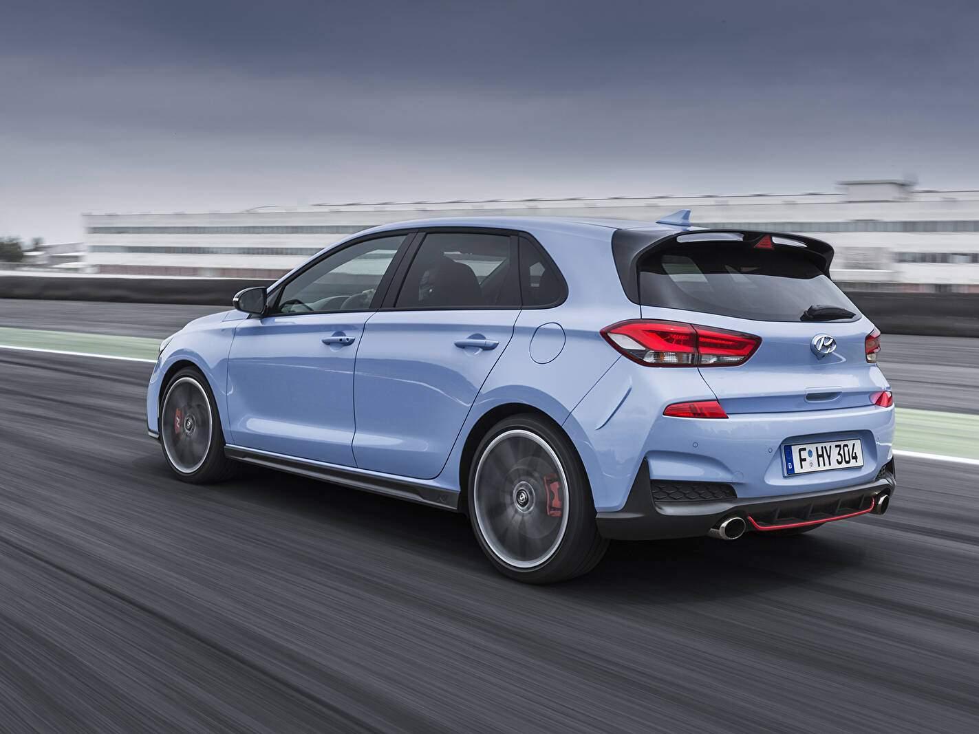 Hyundai i30 III N Performance (PD) (2017-2020),  ajouté par fox58