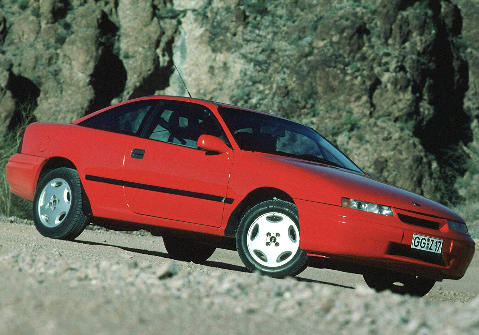 Opel Calibra 2.0 16v (1990-1994),  ajouté par fox58