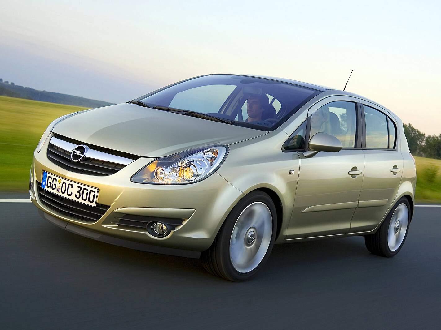Opel Corsa IV 1.4 Twinport 90 (2006-2009),  ajouté par fox58