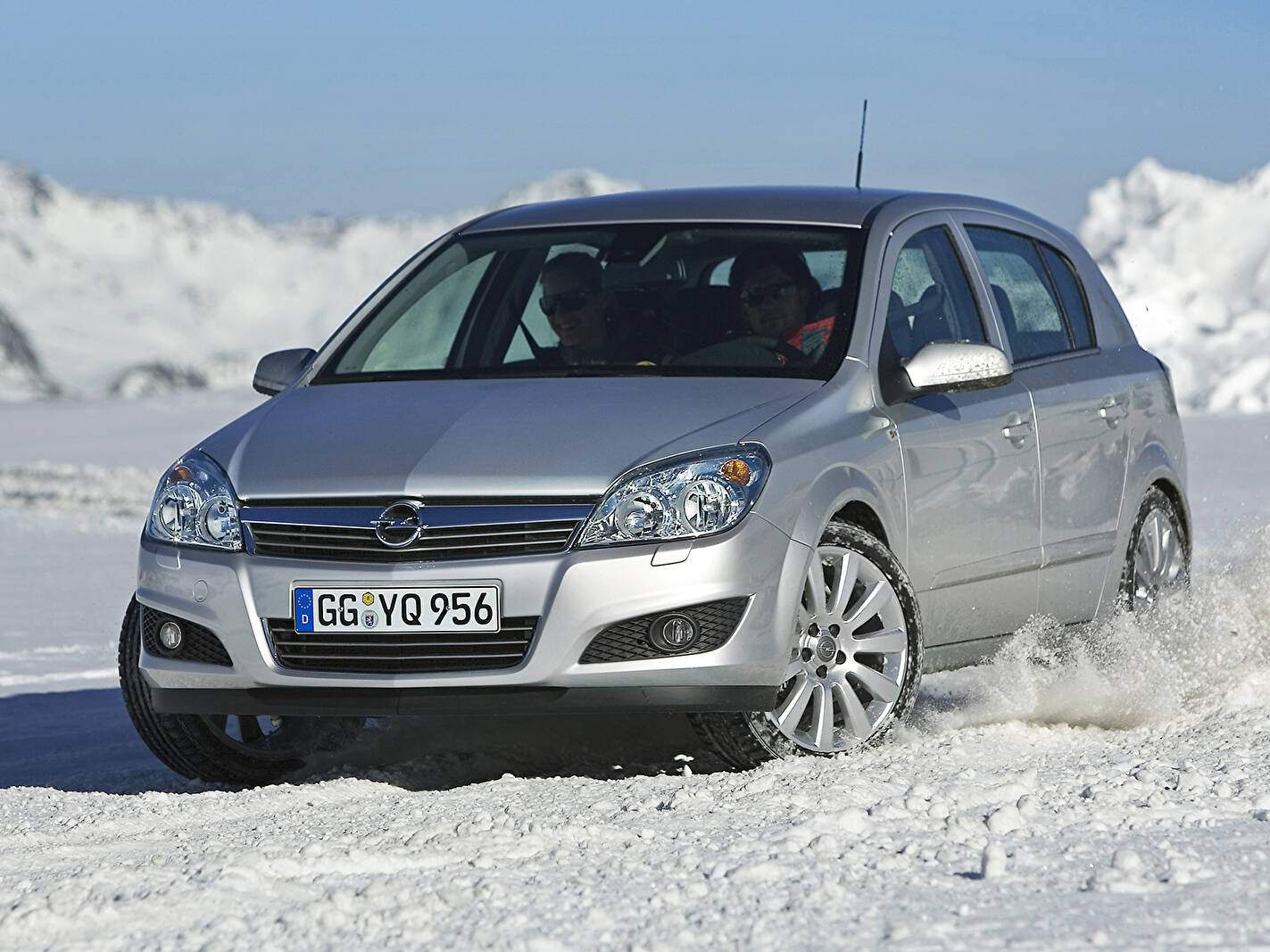 Opel Astra III 1.6 16v (2006-2010),  ajouté par fox58